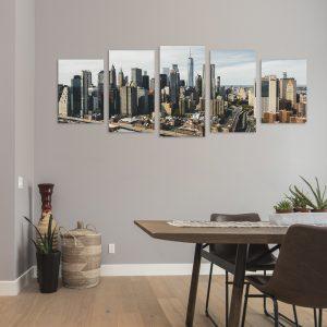 Модульна фотокартина на полотні New York
