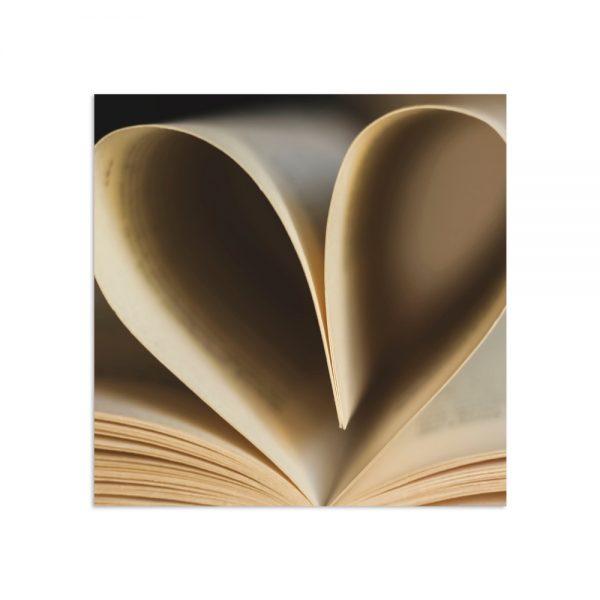 Самостоятельный сегмент модульной картины Книга