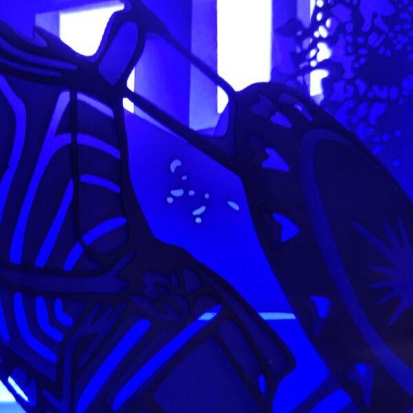 3D Lightbox-ночник Чудо Женщина