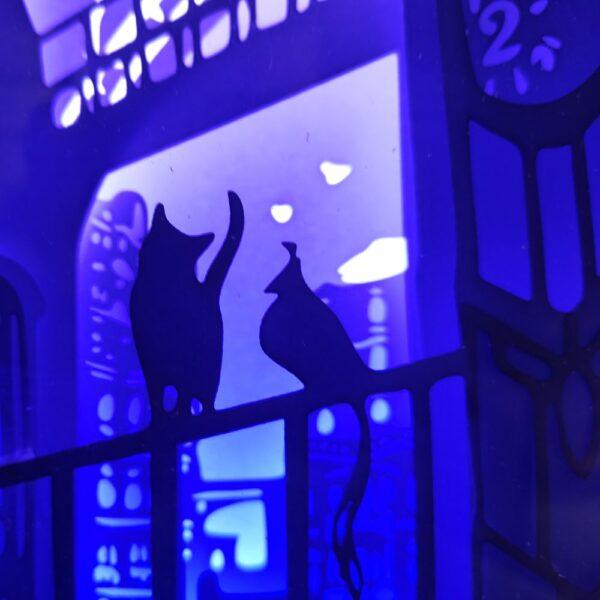 3D Lightbox-нічник Перший поцілунок