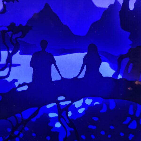 3D Lightbox-нічник Ти і Я