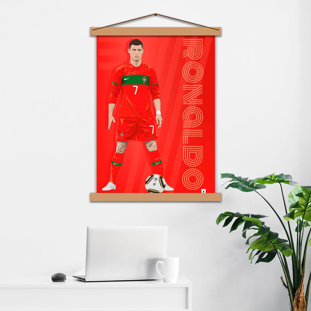 "Постер авторський ""Cristiano Ronaldo"""