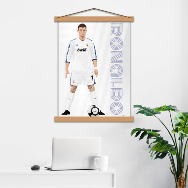 Постер авторський Cristiano Ronaldo