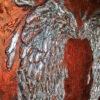 Авторська картина на полотні «Ангельські крила»