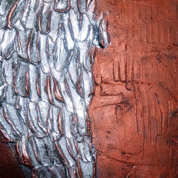 Авторская картина на холсте «Ангельские крылья»