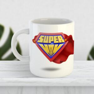 Чашка для мами Super Mom