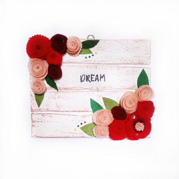 Декоративне настінне панно «Dream»