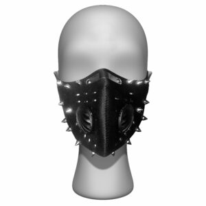 Дизайнерская маска Punk rules