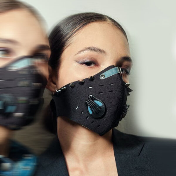 Дизайнерська маска Time to be bad
