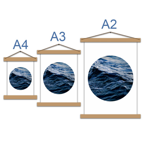 Интерьерный постер Морская волна