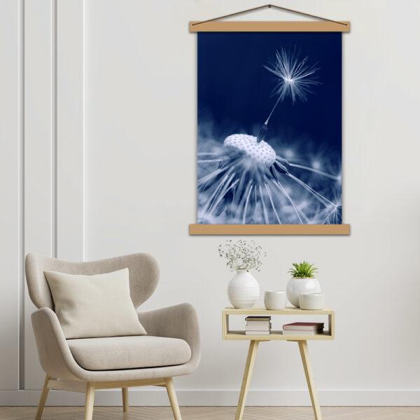 Интерьерный постер Поэзия цветка