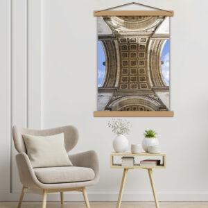 Интерьерный постер Триумфальная арка
