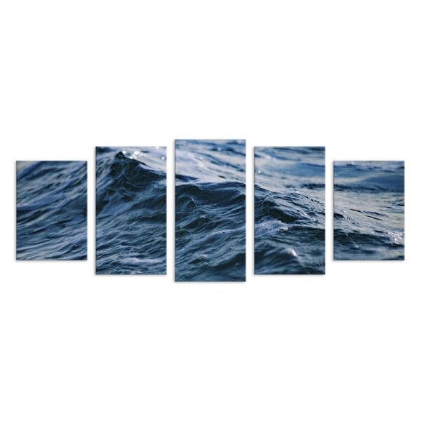 Модульна фотокартина на полотні Хвилювання