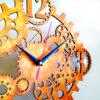 Настінний годинник Стімпанк