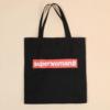Оригинальная сумка с принтом Superwoman