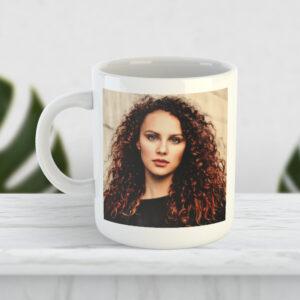 Чашка с твоим фото на заказ