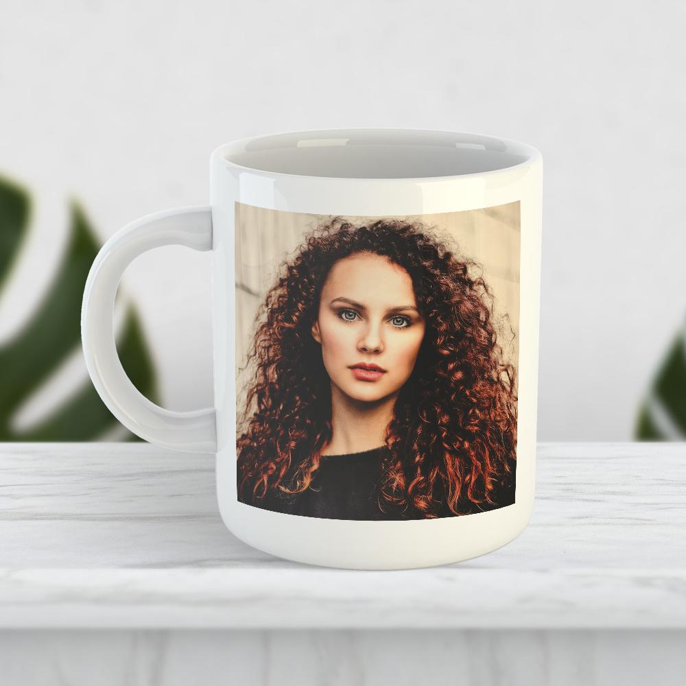 Чашка з твоїм фото на замовлення