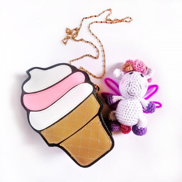 Подарочный набор для девочки «Мороженое»