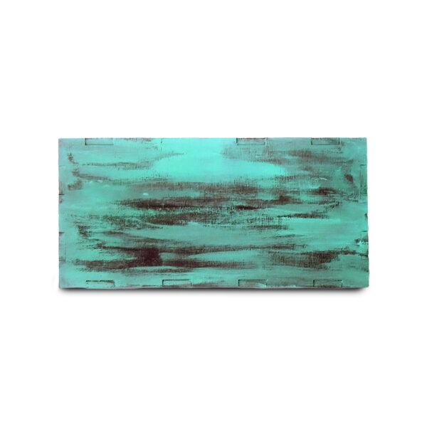 Шкатулка для денег ручной работы «Морской мотив»
