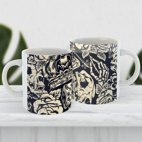 Чашка Королівська троянда 2